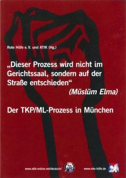 """Broschüre """"Der TKP/ML-Prozess in München"""""""