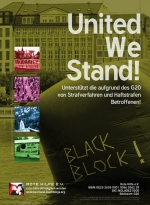 "Plakat ""United we Stand!"""